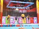 图文:海尔奥运城市行游戏互动现场(28日)