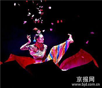 杨丽萍《藏谜》将叩开舞蹈演出季(图)