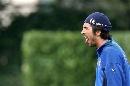 图文:[欧洲杯]意大利集训备战 布冯吐舌扮鬼脸