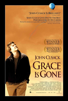John Cusack stars in The Weinstein Company's Grace is Gone