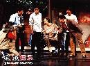"""喜庆十七大特别节目:""""万家灯火""""火万家(图)"""