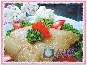 好吃的菜图-惹味柚皮 西关美味老菜