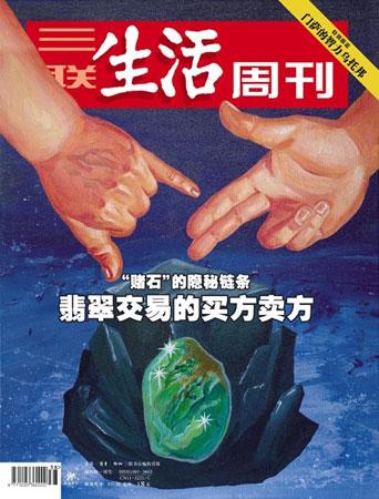 三联生活周刊2007038期封面