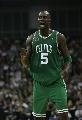 图文:[NBA]凯尔特人胜森林狼 加内特咆哮