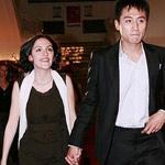 刘烨与法籍女友
