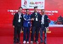 图文:08奥运世界媒体大会 徐济成预祝报道成功