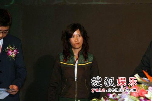 奥运冠军王丽萍