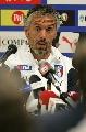 图文:[欧锦赛]意大利积极备战 新闻发布会现场