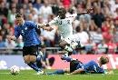 图文:[欧预赛]英格兰3-0爱沙尼亚 赖特勇不可挡