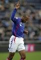 图文:[欧预赛]法罗群岛VS法国 亨利庆祝很平静