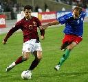 图文:[欧预赛]葡萄牙VS阿塞拜疆 C罗边路突破