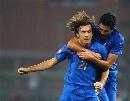 图文:[欧预赛]意大利VS格鲁吉亚 皮尔洛进球