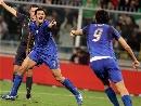 图文:[欧预赛]意大利2-0格鲁吉亚 格罗索庆进球