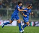 图文:[欧预赛]意大利2-0格鲁吉亚 蓝军庆进球