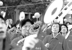 图文:北京奥运开幕倒计时300天 天津举办活动