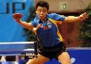 图文:男乒世界杯1/4决赛 反手让对手防不胜防