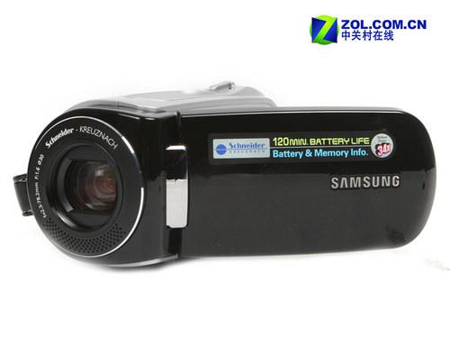 三星闪存摄像机MX10A实拍体验