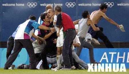 狂热的伊拉克球迷