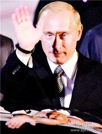 俄罗斯总统普京首访伊朗