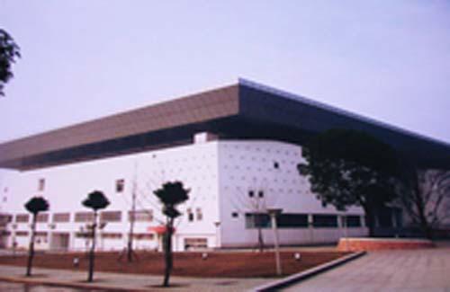 华中农业大学体育馆