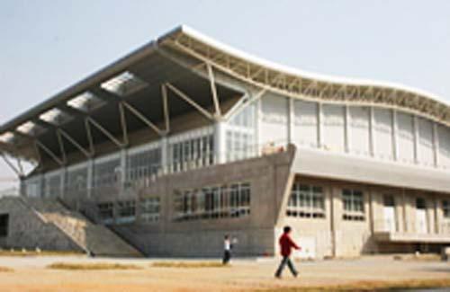 中南民族大学体育馆
