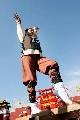 图文:刘璇大秀平衡木绝技 体操皇后动作标准