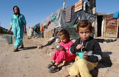 伊拉克北部库尔德人的平静生活被打破了。早报资料
