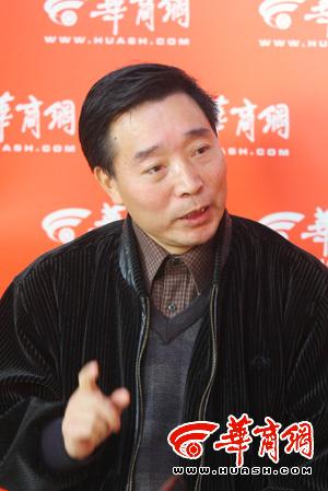 陕西省林业厅自然保护区和野生动物管理站副站长、高级工程师卢西荣