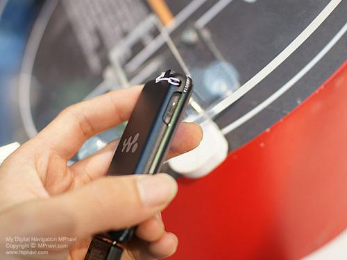 索尼新款NWZ-S616F播放器多图赏