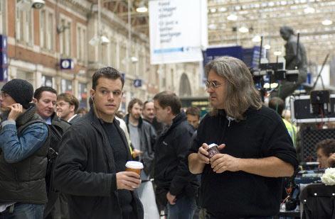 保罗-格林格拉斯(右)