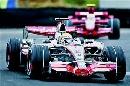 F1巴西站结束排位赛争夺 三英决战硝烟弥漫(图)