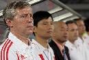 图文:[资格赛]国足VS缅甸 中国队主教练福拉多