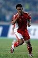 图文:[资格赛]国足7-0缅甸 杜震宇庆祝