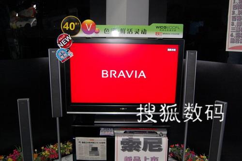 索尼 40V300A液晶电视