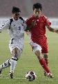 图文:[资格赛]国足7-0缅甸 二虎相争