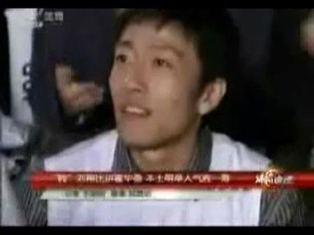 长相确实酷似飞人刘翔