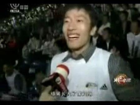 """""""冒牌""""刘翔引得媒体关注"""