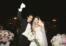 金喜善婚礼—— 金喜善与老公