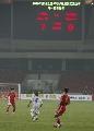 图文:[资格赛]国足7-0缅甸  悬殊的比分牌