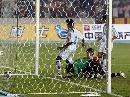 图文:[资格赛]国足7-0缅甸  大羽破门瞬间