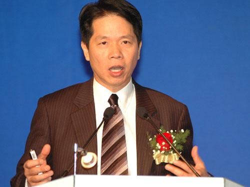 诺基亚公司邓元鋆副总裁