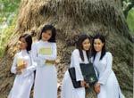 越南女学生