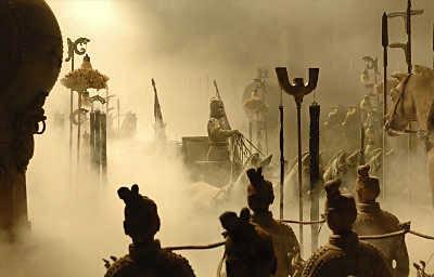 《木乃伊3:龙帝之墓》海报
