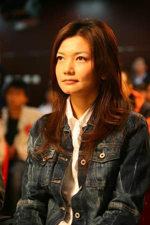 中国首席名模姜培琳