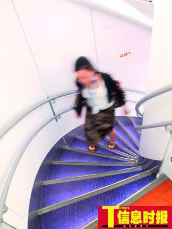 -楼梯螺旋上升