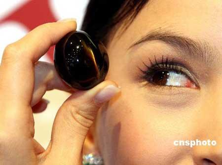 世界拍卖史上最大猫眼石将在香港进行拍卖