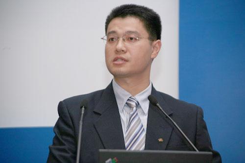 中兴通讯股份有限公司ICT产品总监蔡文晖