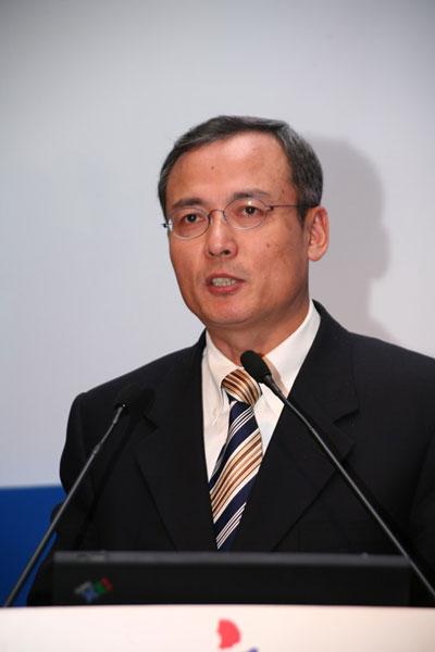 中国移动通信集团公司沙跃家副总裁