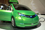 斯巴鲁G4e电动概念车,2008北京车展新能源
