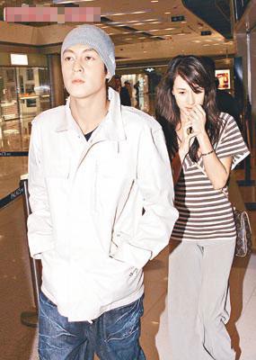 Maggie Q与陈冠希都是发电机,二人被拍到一起过夜
